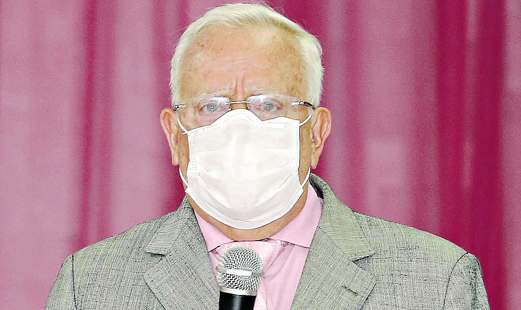 """Medina, oncologista: """"Quem conhece sobre câncer de mama tem maior subsídios para buscar um médico"""" Gustavo Tilio/Divulgação COC"""